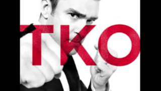 Justin Timberlake - TKO [ with LYRICS ]