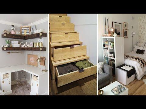 10 Small Bedroom Furniture Ideas