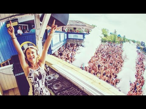 Juicy M live at Beach Club Montreal