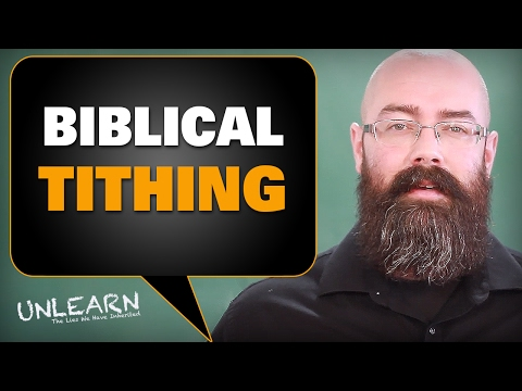 The truth about tithing - UNLEARN the lies