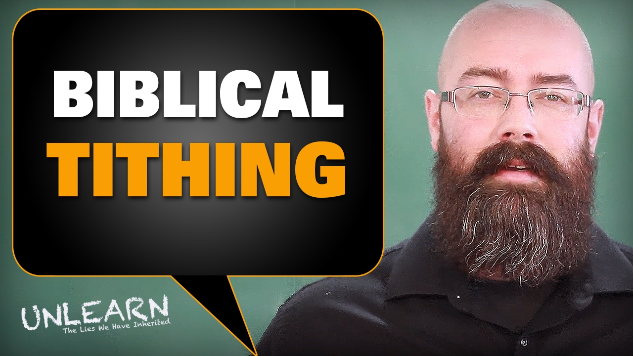 What does the Bible say about tithing?