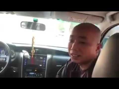 Full Clip Sư Toàn Trụ Trì Chùa Địa Ngục Bị Tố 'gạ Tình'  Trong Xe ôtô