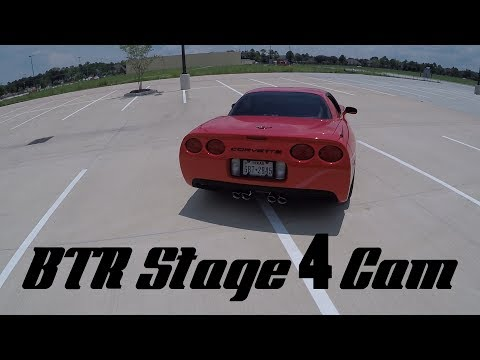 Brian Tooley Stage 4 Racing Cam - YouTube