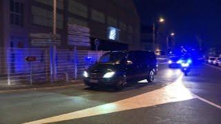 Le PM libanais démissionnaire Saad Hariri est arrivé à Paris