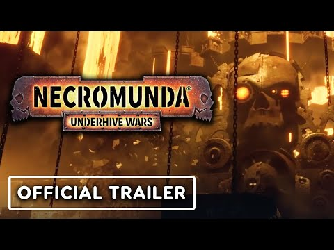 Necromunda: Underhive Wars - Official Story Trailer