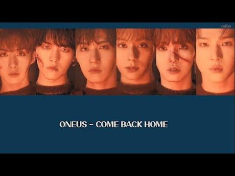 ONEUS - COME BACK HOME 空耳 - YouTube