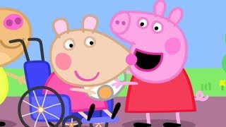 Peppa Pig English Episodes | Meet Mandy Mouse Now! #6 | Peppa Pig thumbnail