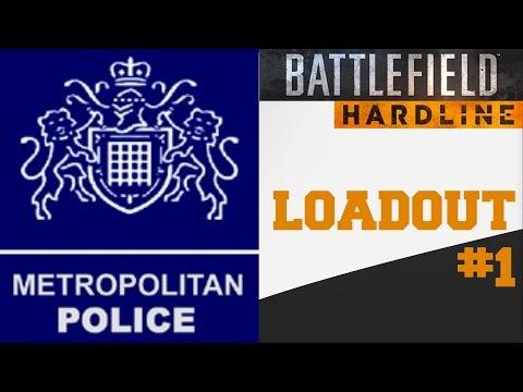 LOADOUT -British Metropolitan Police (Armed Response) - Battlefield Hardline