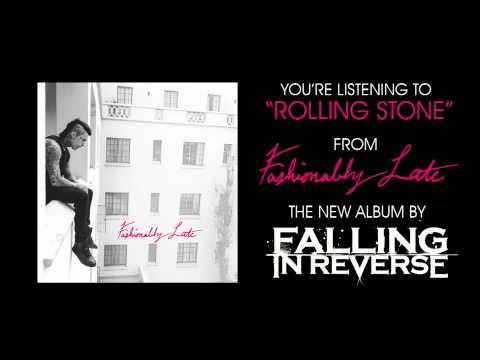 "Falling In Reverse - ""Rolling Stone"" (Full Album Stream)"