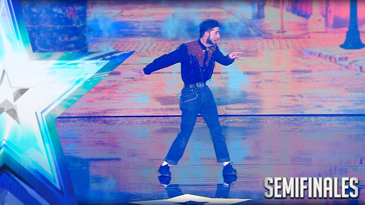¡El Tekila sorprende a España y pasa a la final! | Semifinales 1 | Got Talent España 2017