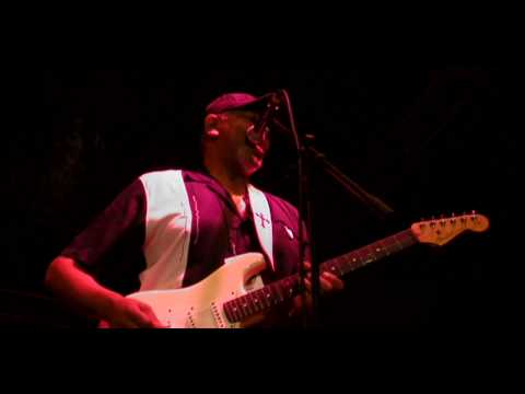 Zac Harmon - Rock Me Baby - 7th Annual St. John Blues Festival