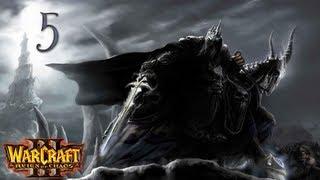 WarCraft III Reign of Chaos Hard - Нежить Часть 5 - Падение Сильверграда