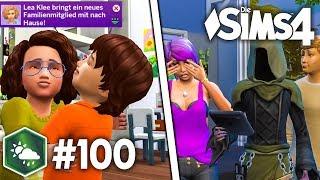 Die Sims 4 Jahreszeiten Erweiterungspack Let's Play Reihe. Ich führ...