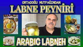 Labne Peyniri Ortadoğu Mutfağından Püf Noktalarıyla Ev Yapımı Labne Peyniri   Arabic Labneh   اللبنة