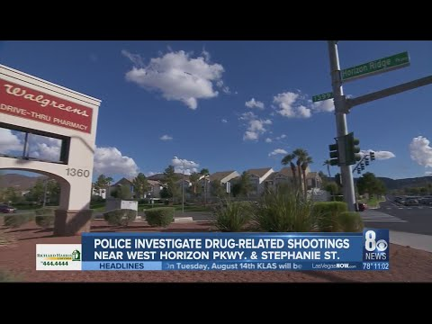 Henderson Police Have Responded To Five Drug-related Shootings Within Three Weeks