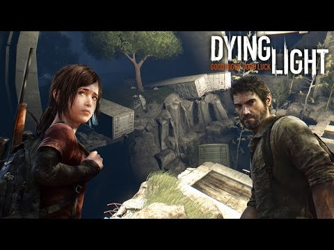 THE LAST OF US MEETS DYING LIGHT?! | Dying Light Custom Map (Ghosts ...