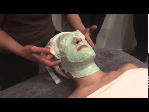 Organic Anti-Aging Spirulina Mask