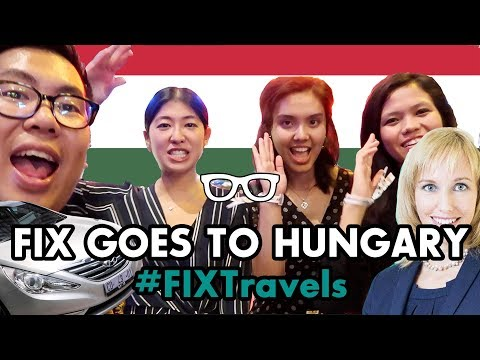 #FixTravels: Fix Goes To Hungary!