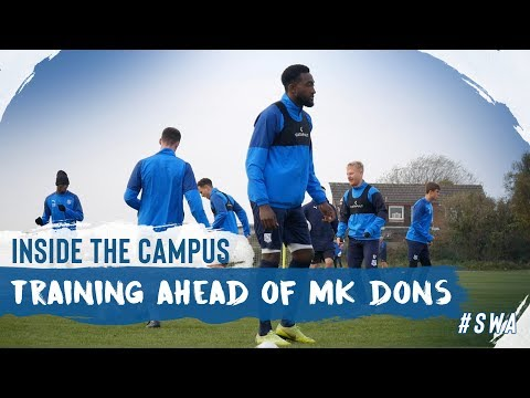 Inside The Campus | MK Dons (A)