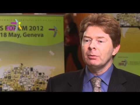 WSIS Forum 2012: Ian McKenzie