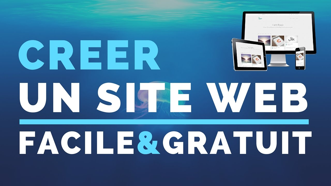 comment cr er un site web wordpress facile et gratuit