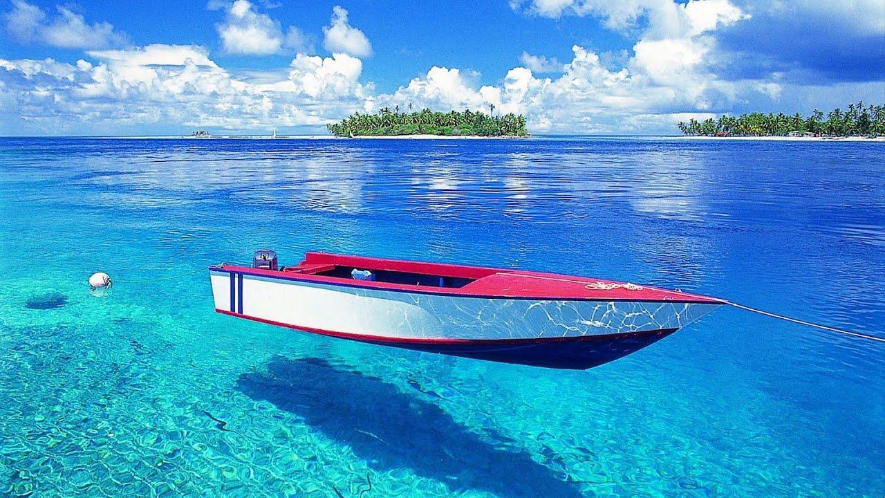 اين توجد انقى الانهار و البحار في العالم ؟