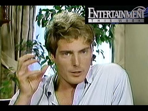 Entertainment This Week: Superman Christopher Reeve Segment (1988)