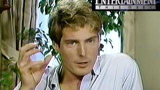 Entertainment This Week: Superman Christopher Reeve Segment (1988)