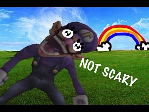 How to make Five Nights At Wario's not scary
