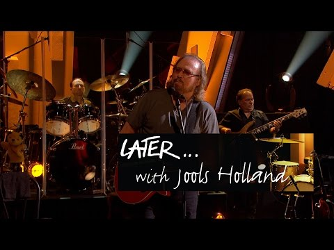 Barry Gibb - Jive Talkin' - Later… with Jools Holland - BBC Two
