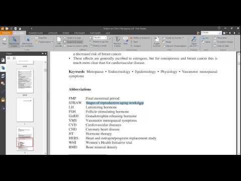 Chapitres : Abréviations et listes des abréviations