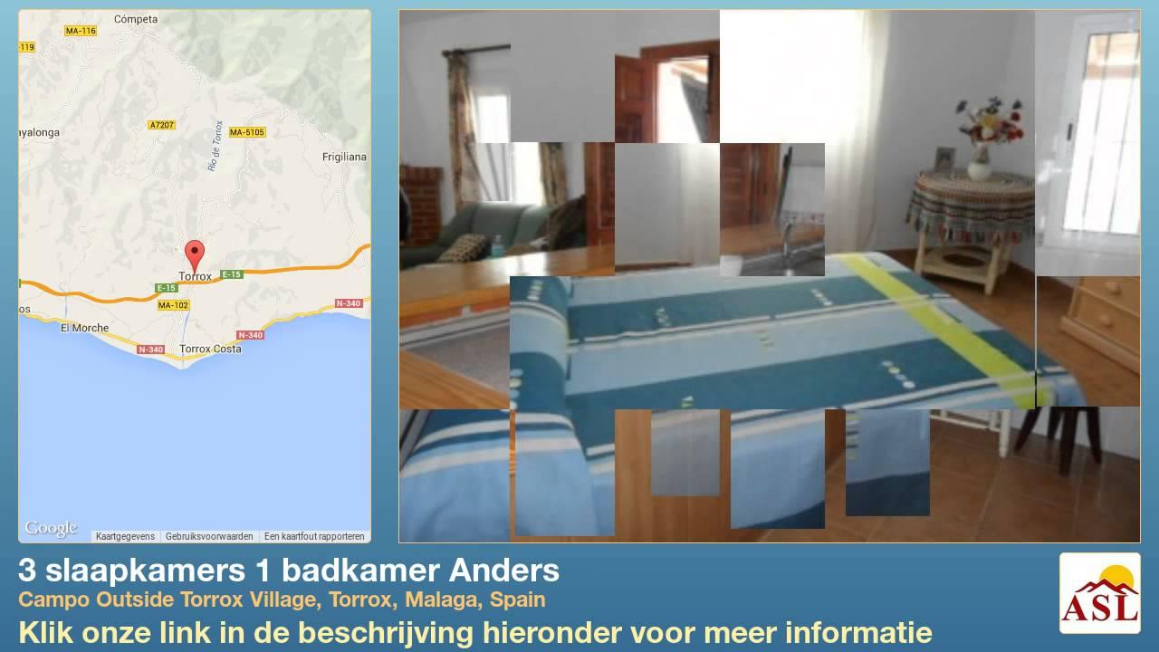 3 slaapkamers 1 badkamer Anders te Huur in Campo Outside Torrox ...