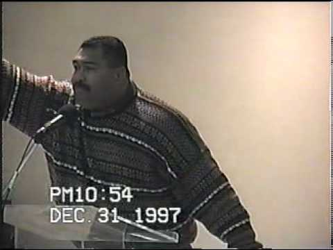 Tonga Assembly of God, U.S.A - 1997 Faka'osita'u (Fika 6) - Siosaia Vake (Konga 1)