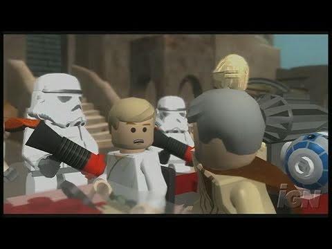 Lego star wars ii the original trilogy xbox 360 gameplay youtube - Croiseur interstellaire star wars lego ...