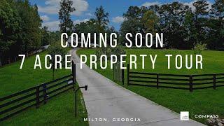Coming Soon - 2325 Mountain Road, Milton, GA. 30004