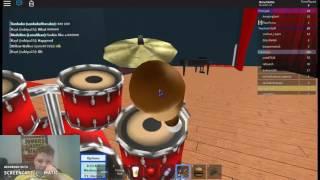 permette di giocare roblox liceo - fantastico drum player