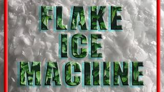 FLAKE ICE MACHINE ( TAMUTOM )