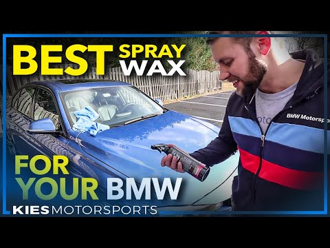 The BEST Spray Wax for your BMW.... IBIZ Everything Waterless Wash and Wax