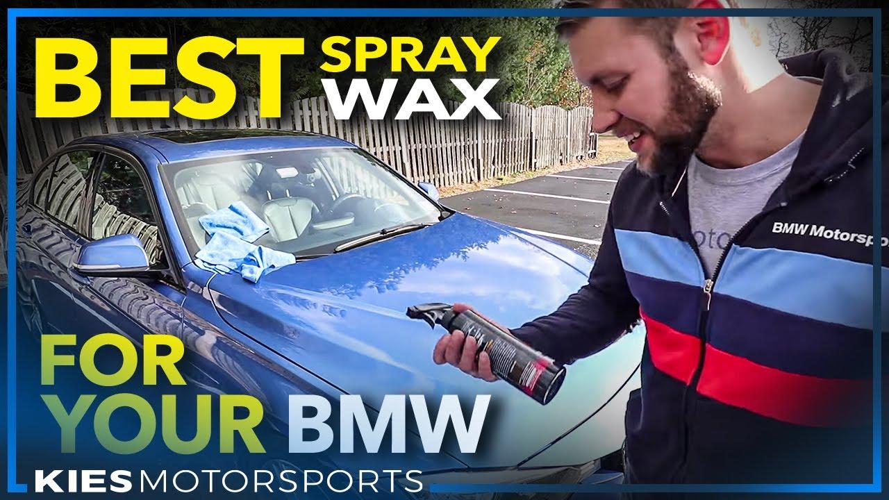 Ibiz Car Wax: The BEST Spray Wax For Your BMW.... IBIZ Everything Wat