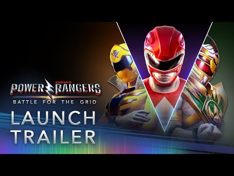Power Rangers: Battle for the Grid - Official Launch Trailer