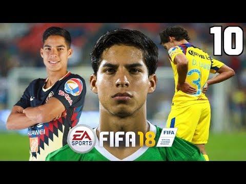 FIFA 18 My Player: Diego Lainez | NEW TEAM! Lainez Transfers  | Ep.10