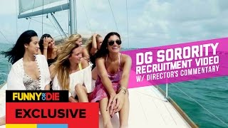 Delta Gamma Recruitment Video – Director's Commentary