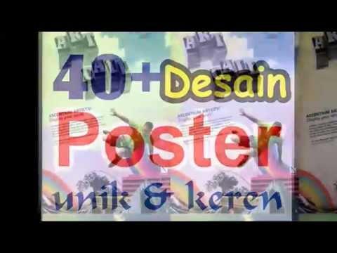 40+ Gambar Poster Keren Dan Unik HD Terbaik
