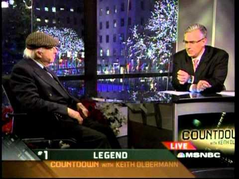 Keith Olbermann s Norman Lloyd  20071127 Countdown with Keith Olbermann