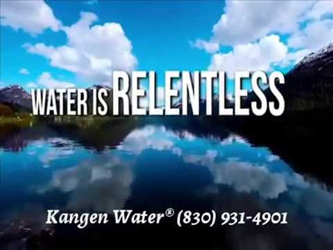 Your Incredible Life with Kangen Water (alkaline water) in Amarillo, TX