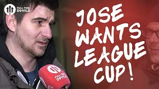 Jose Wants League Cup! | Hull City 2-1 Manchester United | FANCAM