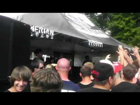 I, The Breather - Forgiven Live Mayhem Fest '12 Detroit, MI