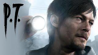 P.T. (Silent Hills) - СЛАБО ВЫЖИТЬ?