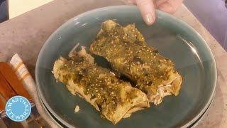 Chicken Enchiladas Verdes - Martha Stewart