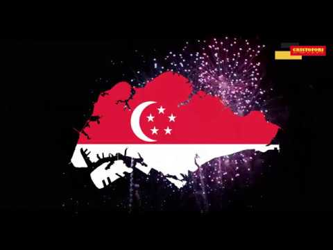 Cristofori Music School - Our Warmest Tribute to Singapore's 53rd National Day!
